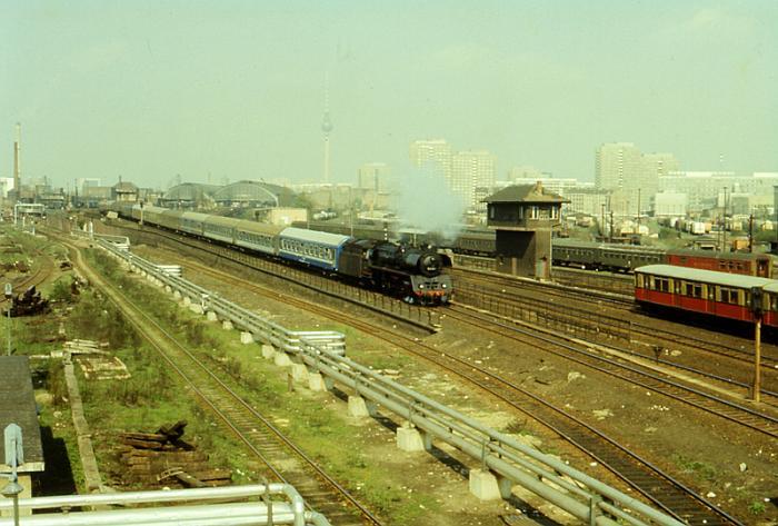 MERIDIAN EXPRESS Malmö Belgrad war 1985 ein Zug ins Nirgendwo