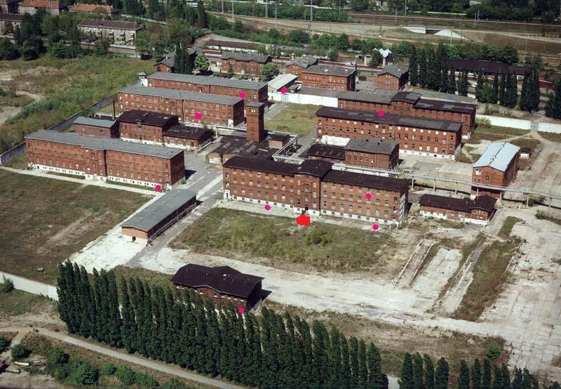 Zuchthaus Berlin Rummelsburg - Golgotha und Folterstätte